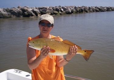 River Redfish for Leila