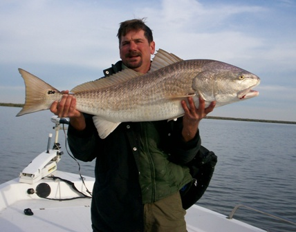Winter Bull Redfish